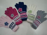 Перчатки для девочки Paprotka