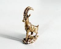 Подарок бронзовая статуэтка Коза