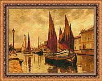 Набор для вышивания Юнона Тихая гавань