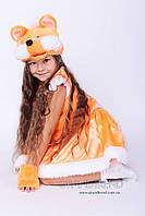 Карнавальный костюм Лиса (Лисичка)