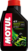 Масло моторное Motul 5000 4T SAE 10W40 (1L)