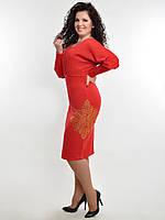 Вечернее платье 0291 для пышных дам