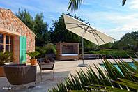 Зонт для загородного дома