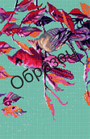 """Схема для вышивки бисером """"Птицы"""""""