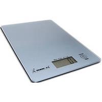 Кухонные,цифровые, ультратонкие весы Momert 6840. (±1g/5000g)