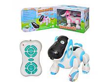Интерактивная собака Космопес с ИК-пультом и голосовым управлением: 2 цвета