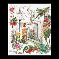 """Набор для вышивки крестом 423 """"Сад Хелиган"""" (Heligan Garden) (Теа Гувернер)"""