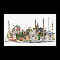 Набор для вышивки крестом 479 Стамбул, Istanbul  (Теа Гувернер)