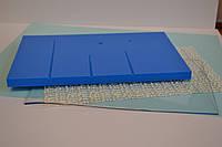 Доска (20*12,5см) для раскатки мастики и формирования лепестков и листьев