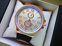 Часы Ulysse Nardin White на батарейке 357