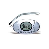 Шагомер-жиромер Марафон - счетчик калорий, анализатор жира.(Bradex)