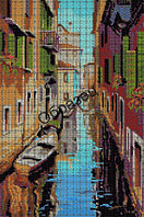 Схема для вышивки бисером «Краски Венеции»