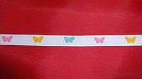 Резинка  детская бабочки