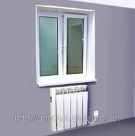 Энергосберегающий электрорадиатор Эра 12 секций (1300 Вт - 24 м2 обогрев)