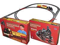 Детская железная дорога – увлекательная игрушка, хит всех поколений детей.