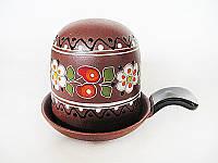 Лимонница глиняная Вишня (С росписью Вишенка)
