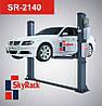 SkyRack SR-2140 Автомобильный двухстоечный электрогидравлический подъемник