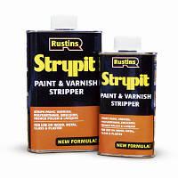 Средство для снятия верхнего слоя краски и лака (Strypit) 500мл.