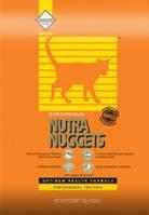 Корм для котов Nutra Nuggets Professional 10 кг для активных котов, для беременных и кормящих кошек