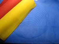Силиконовый коврик с рифленой разметкой профессиональныйй
