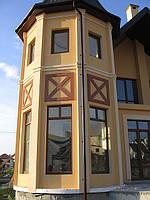 Утеплення фасадів пінопластом Львів