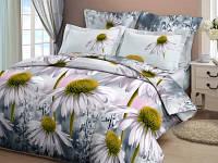 Комплект постельного белья полуторный 3d бязь