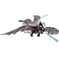 Атакующий дракон Беззубик Ночная Фурия