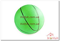 Медицинский мяч (Медбол)  4 кг Зеленый