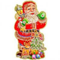 Плакат Дед Мороз 225–3