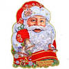 Плакат лицо Деда Мороза укр. 5309–2