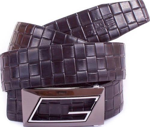 Мужской кожаный ремень ETERNO (ЭТЭРНО) ET1306-8-black