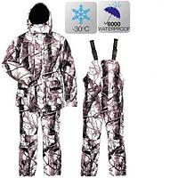 Зимний костюм Norfin Hunting Wild Snow (-30) 713001 S Белый