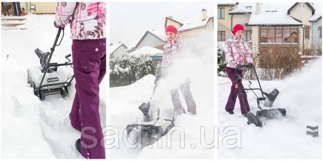 Снегоуборщик для дома и сада