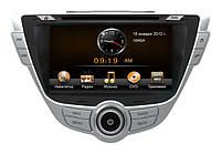 Штатная магнитола Hyundai  Elantra 2011+