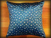 Новогодняя светящаяся подушка