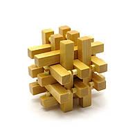 Логическая игра деревянная
