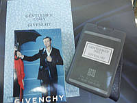 Мужской мини-парфюм в кожаном чехле Givenchy Gentlemen Only 20ml