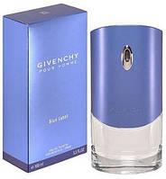 Туалетная вода для мужчин Givenchy pour Homme Blue Label