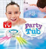 Светящаяся игрушка для купания в ванной Party in the Tub, фото 1