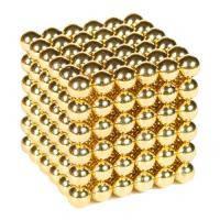 Магнитные шарики Неокуб Золото