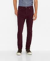 Мужские джинсы скинни Levis 510™ Skinny Fit Jeans (Winetasting)