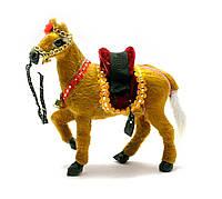 Фигурка Лошадь мех