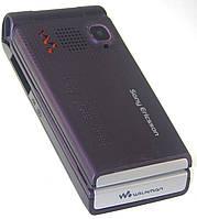 Корпус Sony Ericsson W380 полный фиолетовый High Copy