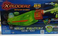 Бластер супер героя Gen 700 с подсветкой, Xploderz