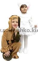Карнавальный костюм для девочки Кошка №3