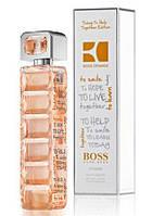 Boss Orange Charity lady 30ml edt Туалетная вода Оригинал