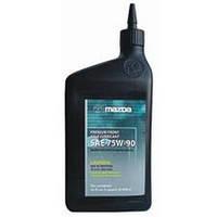 Трансмиссионное масло для механической КПП MAZDA 75W-90  0,946 л 0000-77-5W90-QT