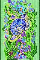 Схема для вышивки бисером - «Улитка»