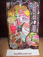 Кукла Monster High Freaky Fusion Lagoonafire Doll Лагунафаер Чумовое слияние