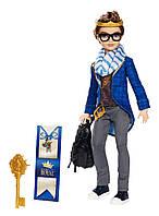 Кукла Ever After High Dexter Charming Эвер Афтер Хай Декстер Чарминг базовый полная версия с рюкзаком